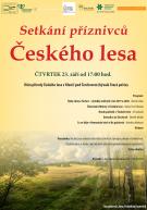 Setkání příznivců Českého lesa 1